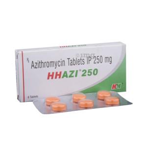 HHAZI 250 Tablet 6's