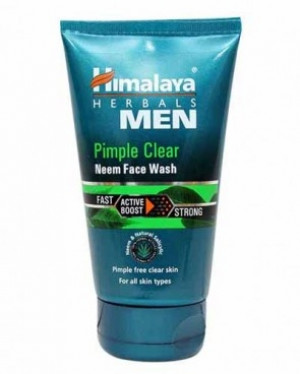 Himalaya MEN Pimple Clear Neem Face Wash - 100ML