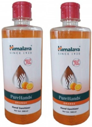 Himalaya Hand Sanitizer Bottle 500ml
