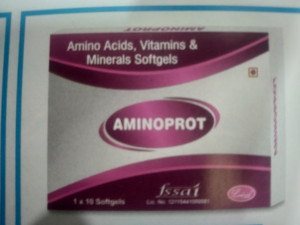 AMINOPROT SOFTGEL 30s