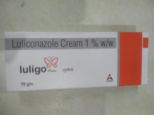 Luligo Cream 10gm((Luliconazole 1%W/W)