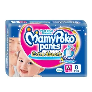 Mamypoko pants absorbed M8