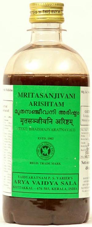 Mritasanjivani Arishtam 450ML