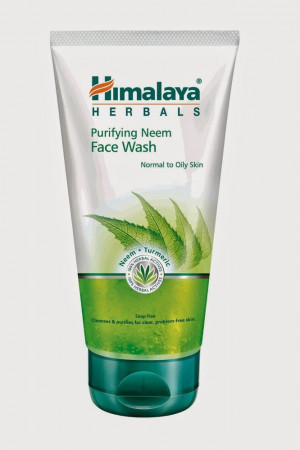 Himalaya herbals purifying Neem facewash 50ml