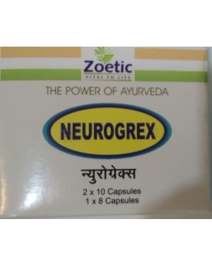 Neurogrex (60 capsules pack) FOR MIGRAINE