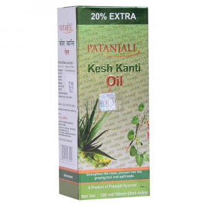 Patanjali kesh kanti oil 120ml