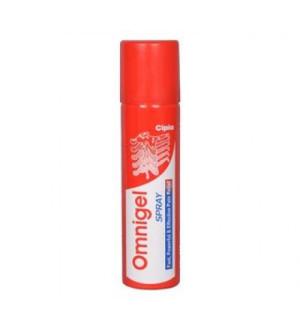 Omnigel spray 75g