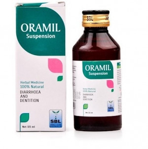 SBL Oramil Suspension Syrup
