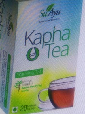 Kapha Tea(A Unique Blend Of Kapha Pacifying Herbs)20's