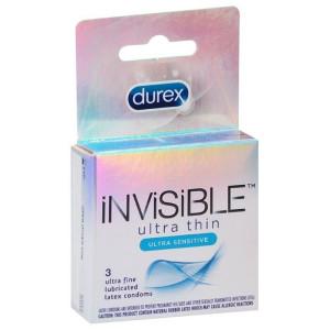 Durex Air Ultra Thin Condom Pack of 3