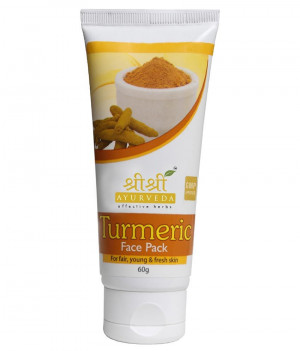 SRI SRI TURMERIC FACE PACK 60ML