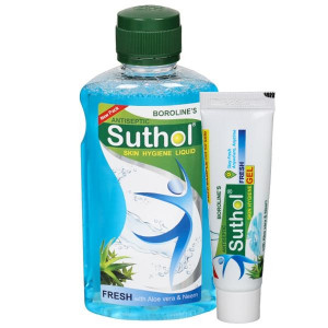 Boroline's Suthol Fresh Gel 45ML