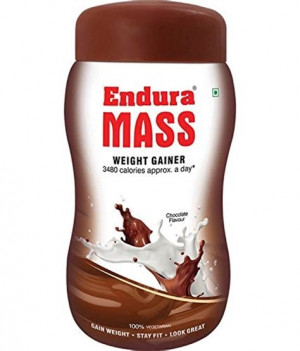 ENDURA MASS CHOCO POWDER 500GM