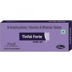 Tinfal Forte tablet 10's