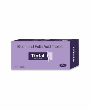 Tinfal tablet 10's