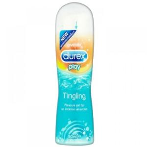 Durex Play Tingling Pleasure Gel 50 ml (lubricating gel)