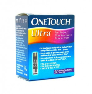 One Touch Ultra Strip 50's