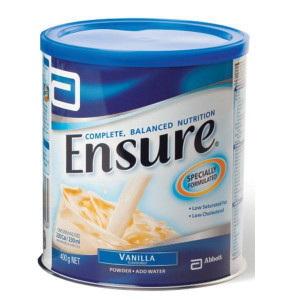 ENSURE  POWDER VANILLA 400G