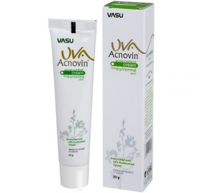 UVA Acnovin Cream 25GM*3