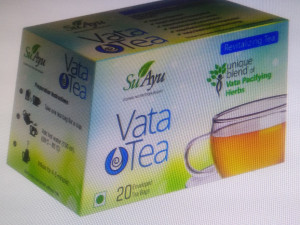Vata Tea(A Unique Blend Of Vata Pacifying Ayurvedic Herbs)20's