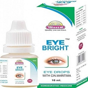 Wheezal Eyebright Eye Drop