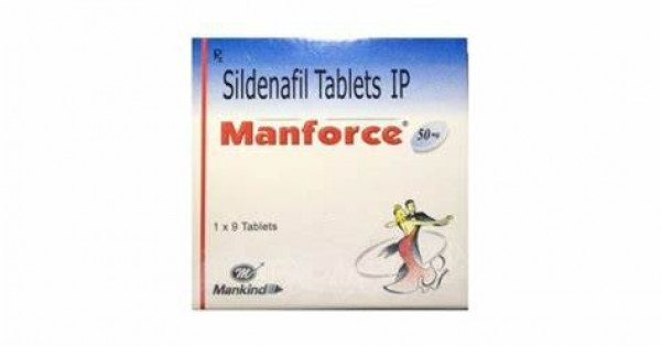 Buy Manforce 50 mg Tablet 9's free 3's condom Online at Best Price in India  - Om Health Cart